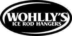 Wholly's Ice Rod Hangers